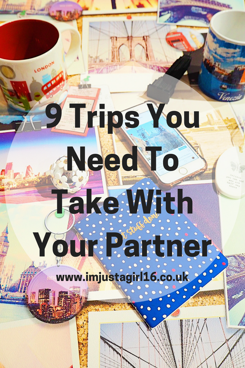 Trips You Need To Take With Your Partner