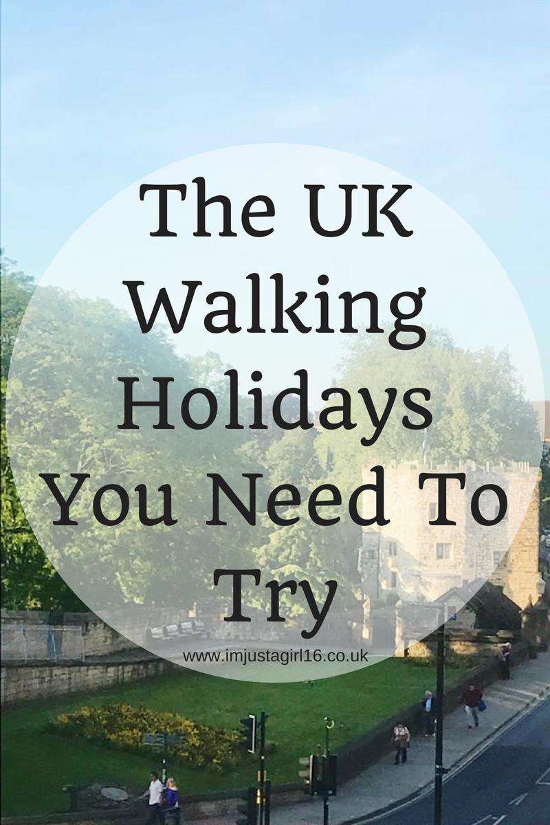 UK walking holidays