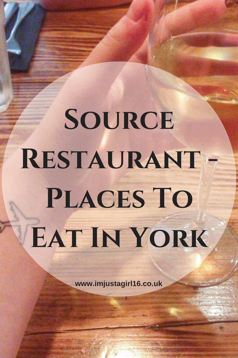 Source Restaurant