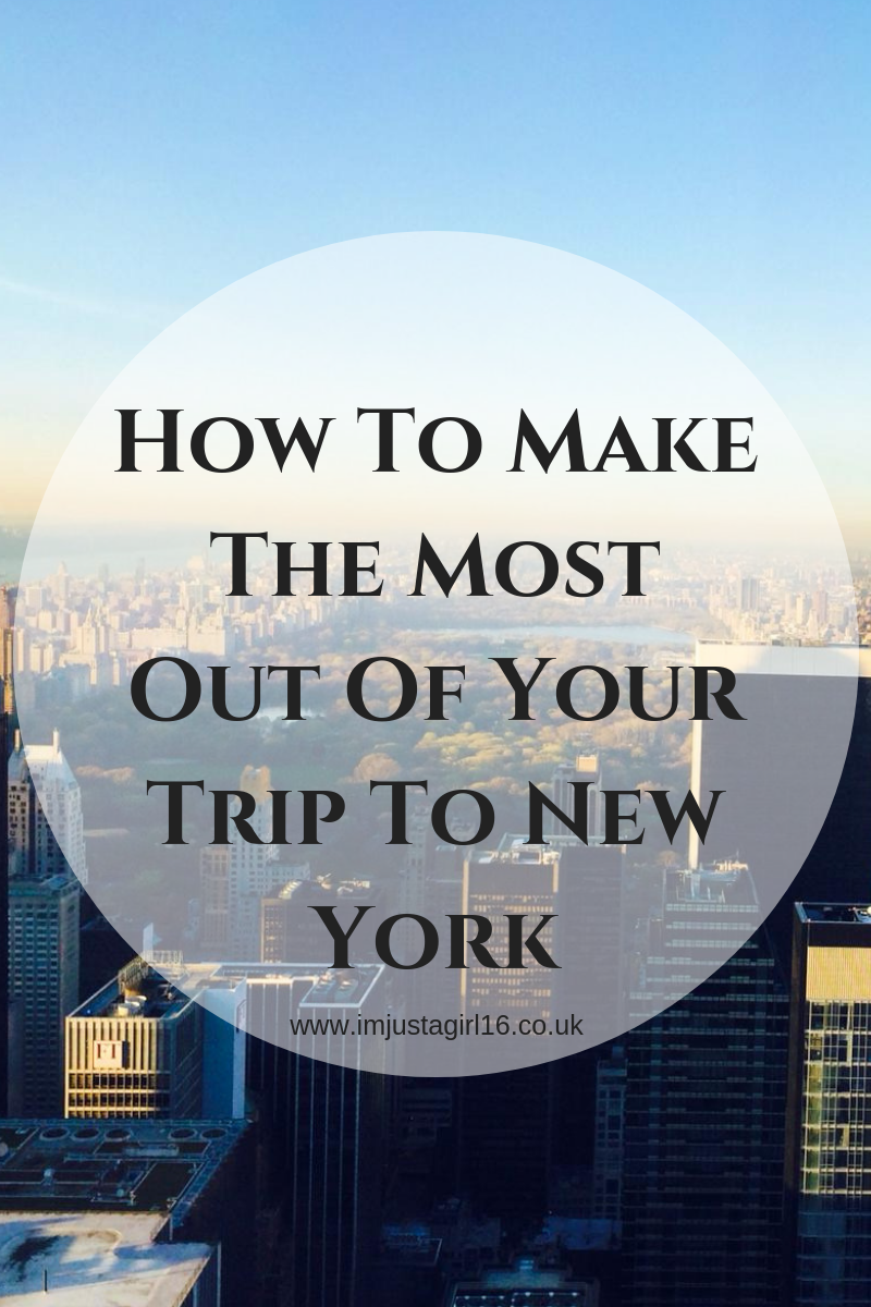 Trip To New York