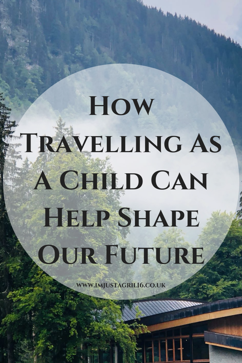 Travelling As A Child