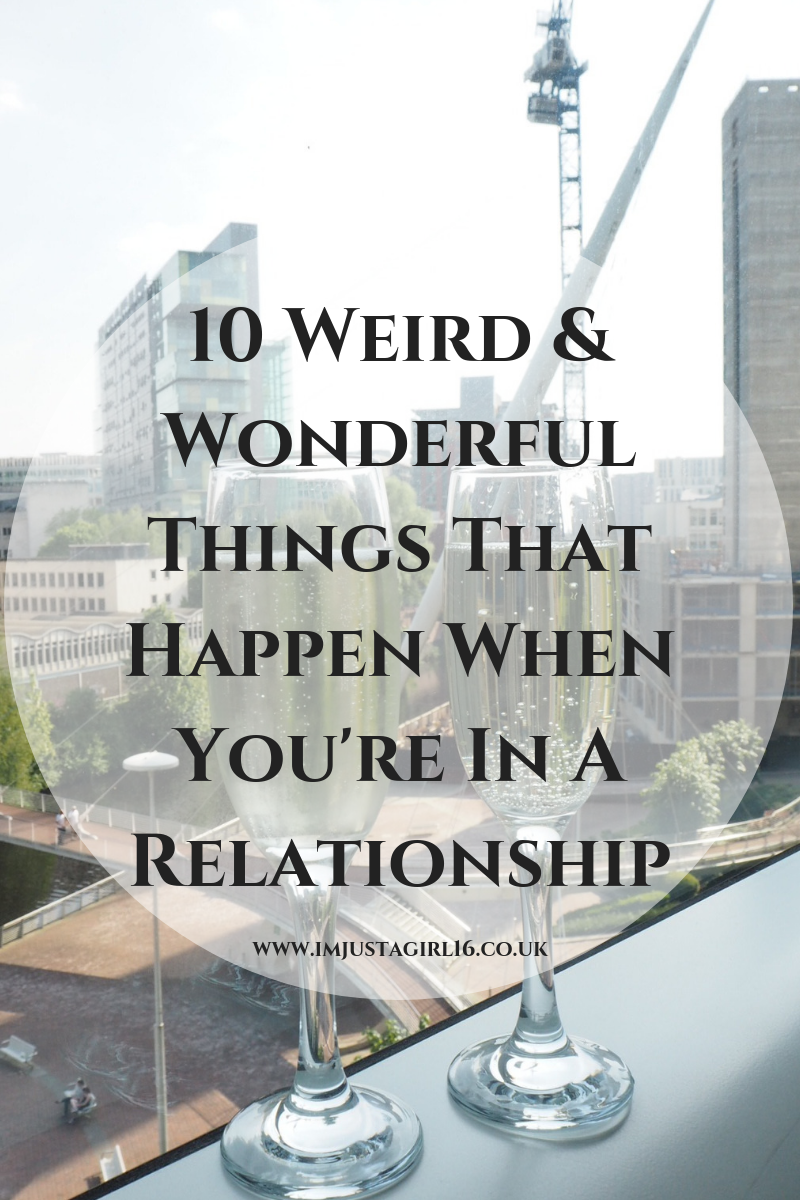 Things That Happen When You're In A Relationship