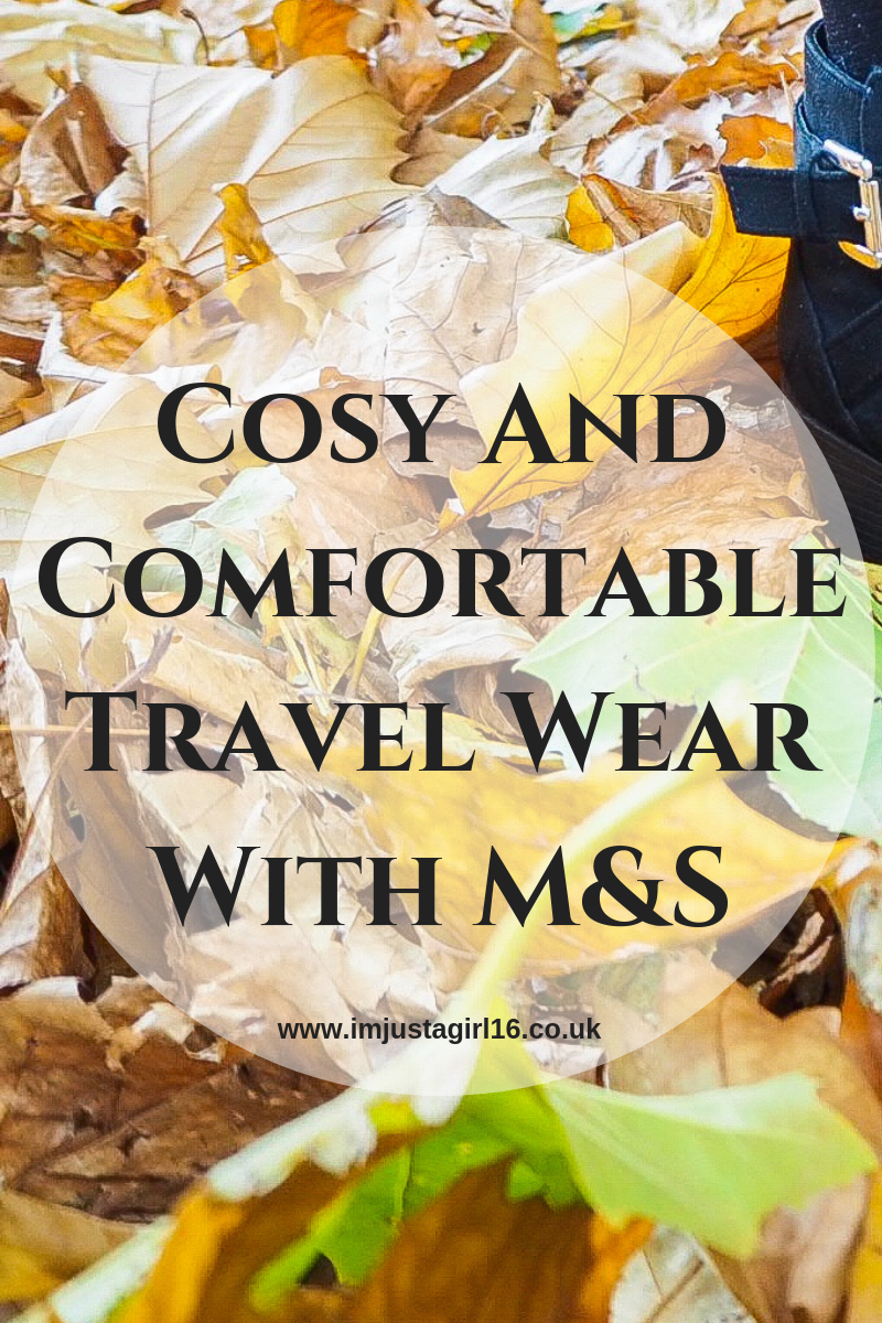 Cosy And Comfortable Travel Wear With M&S