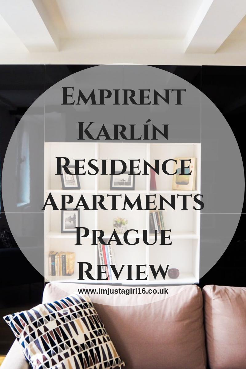 Empirent Karlín Residence Apartments Prague Review