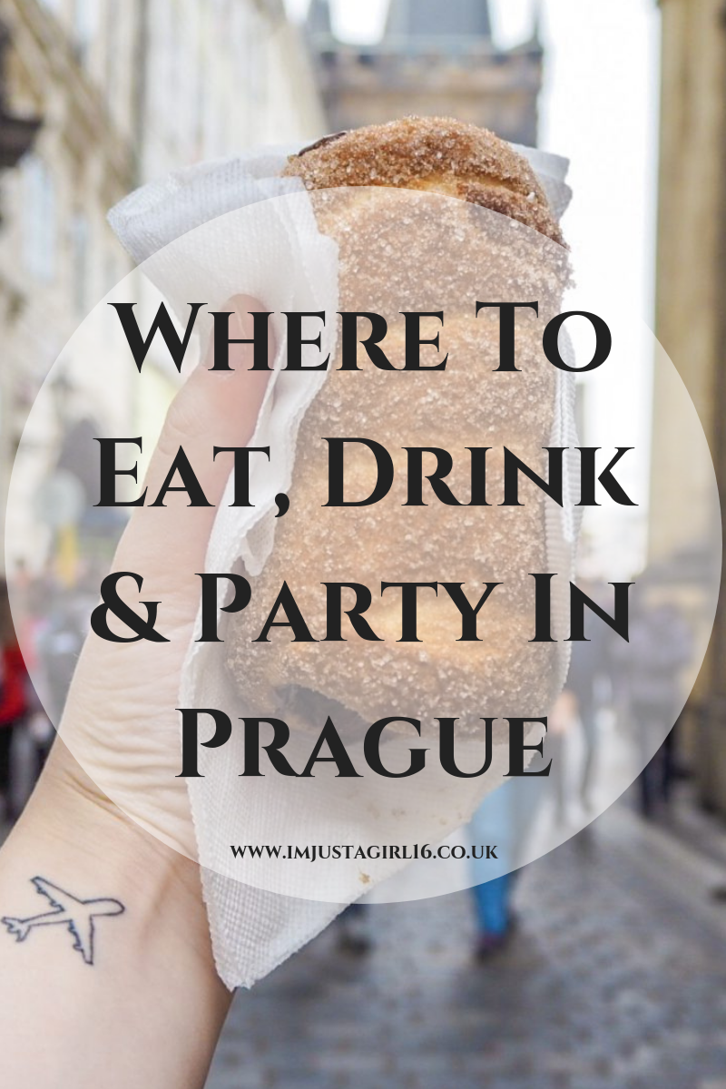 Where To Eat, Drink & Party In Prague