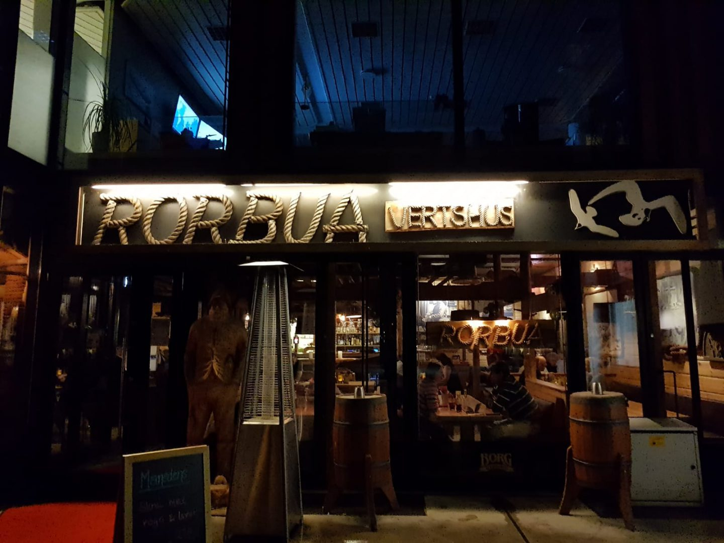 eat and drink in oslo