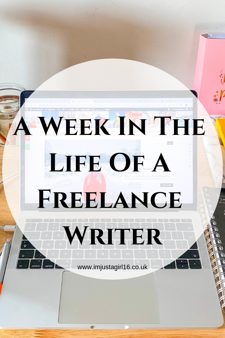 life of a freelance writer