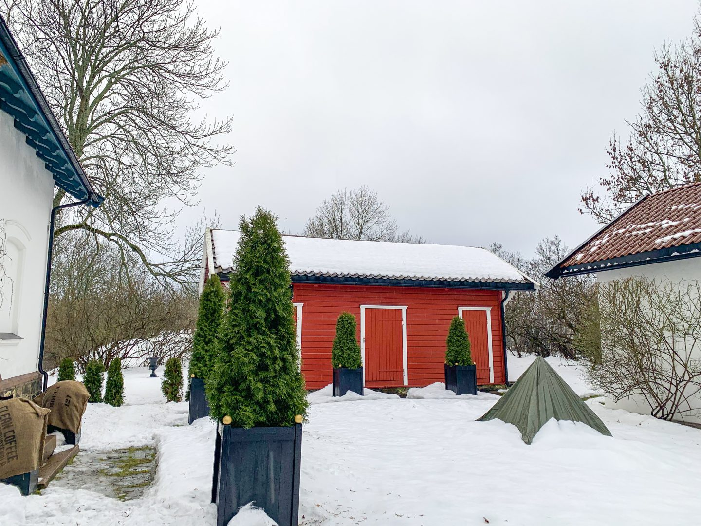 Hovedøya island - 4 days in oslo