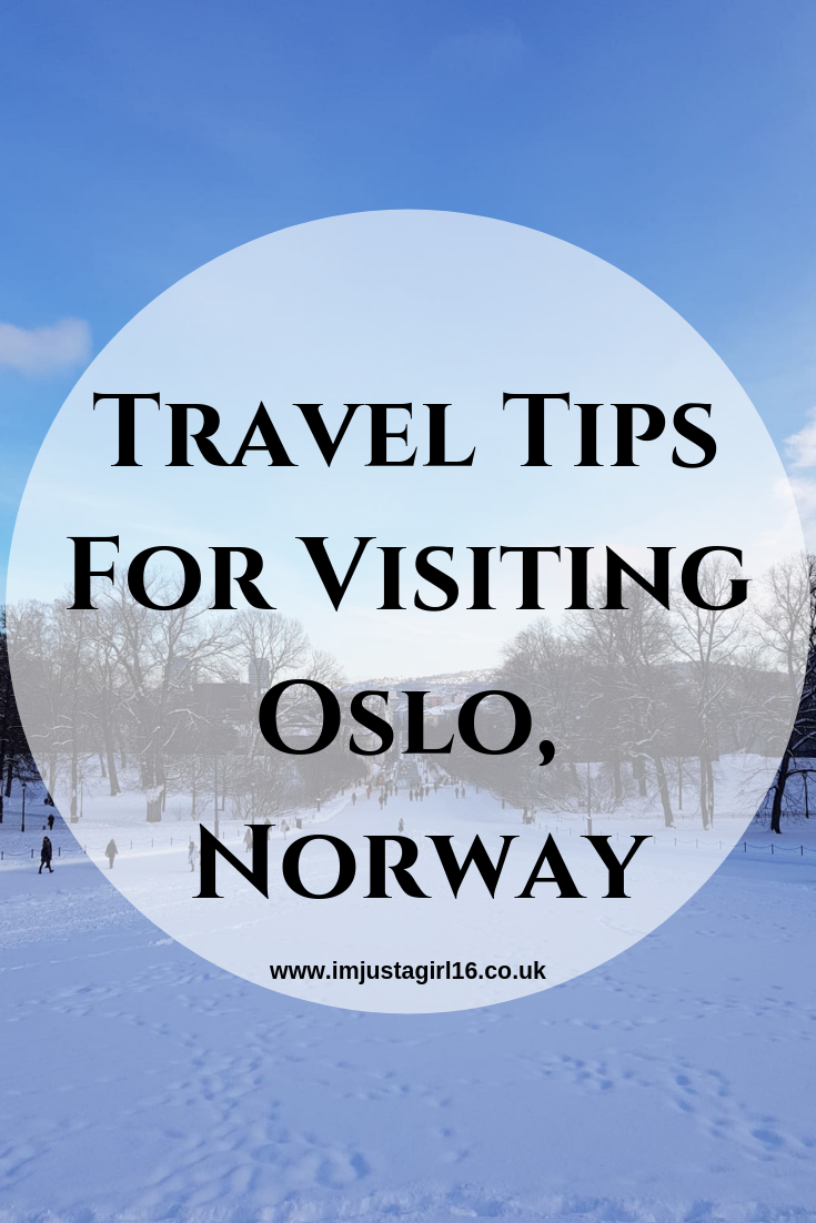travel tips for visiting oslo