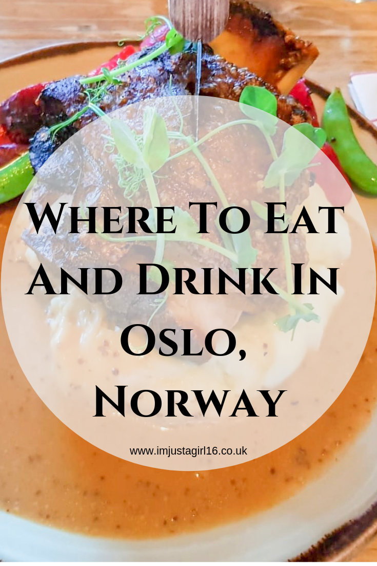 Where To Eat And Drink In Oslo, Norway